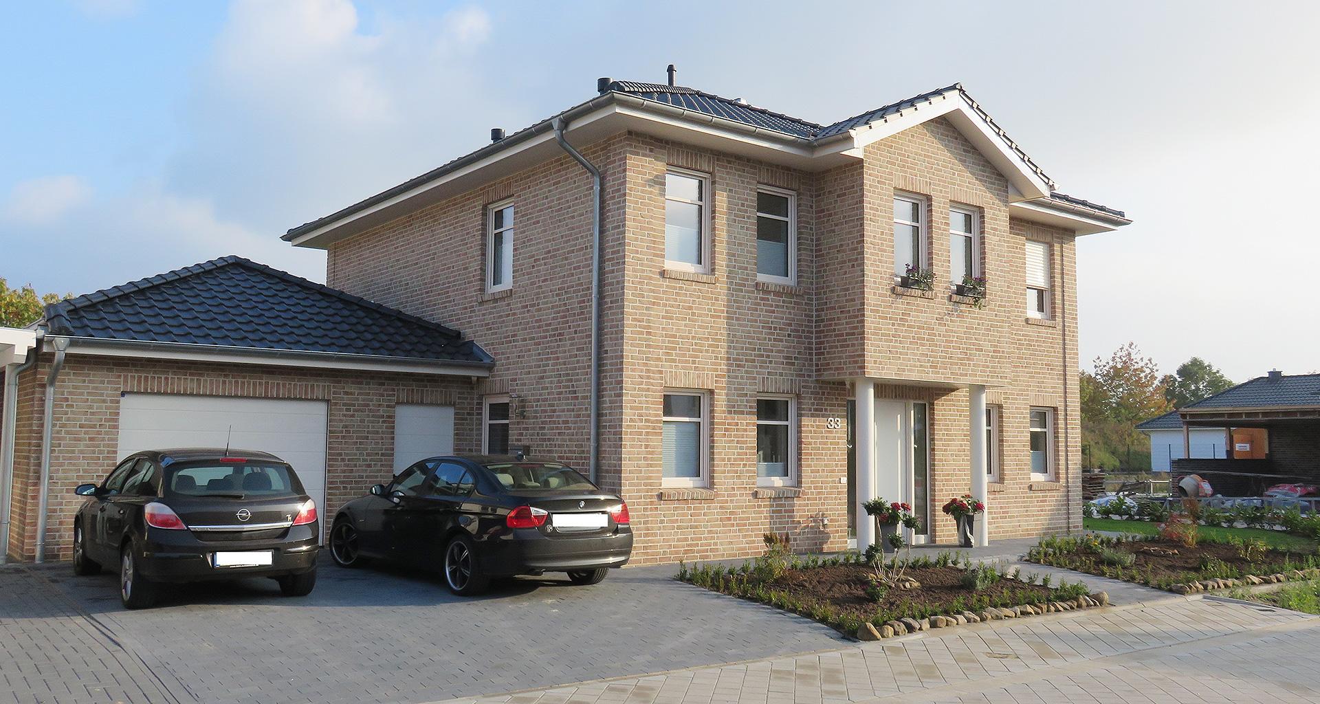 Planung einfamilienhaus wietmarschen lohne baucontrol for Planung einfamilienhaus
