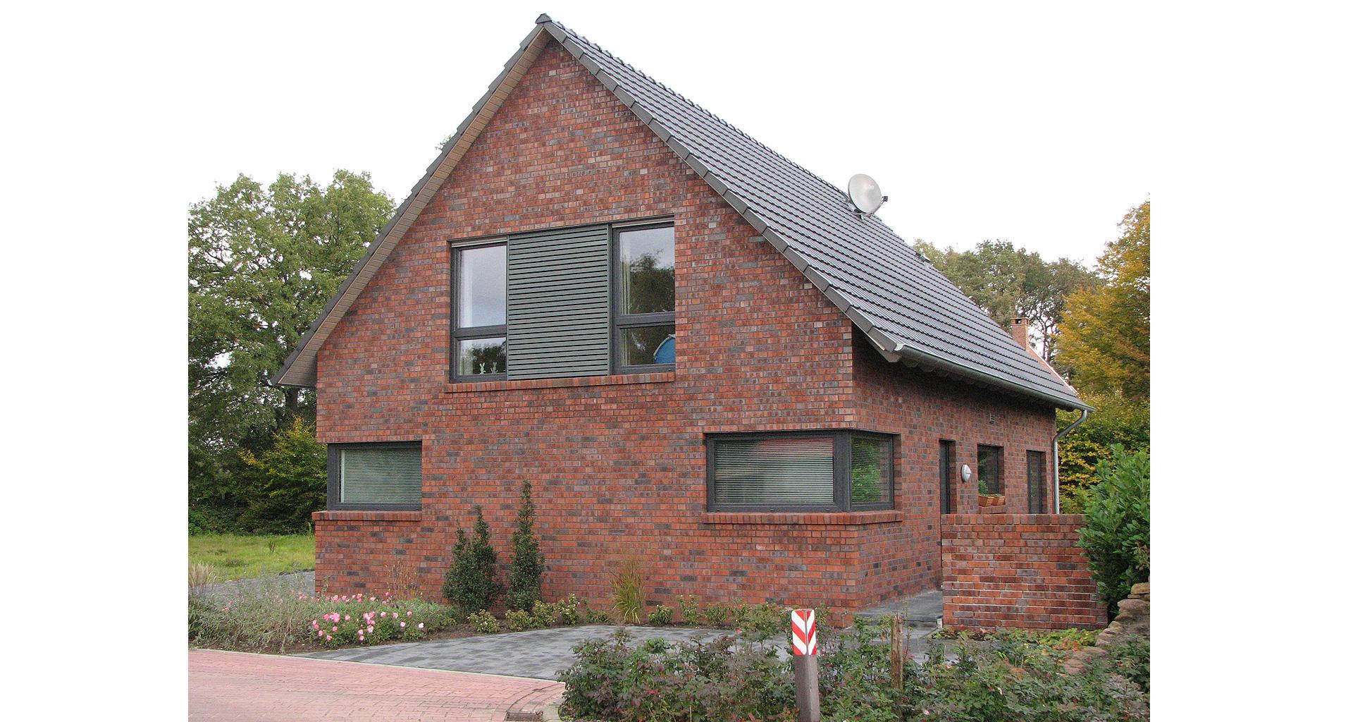 Planung einfamilienhaus nordhorn baucontrol sander for Planung einfamilienhaus