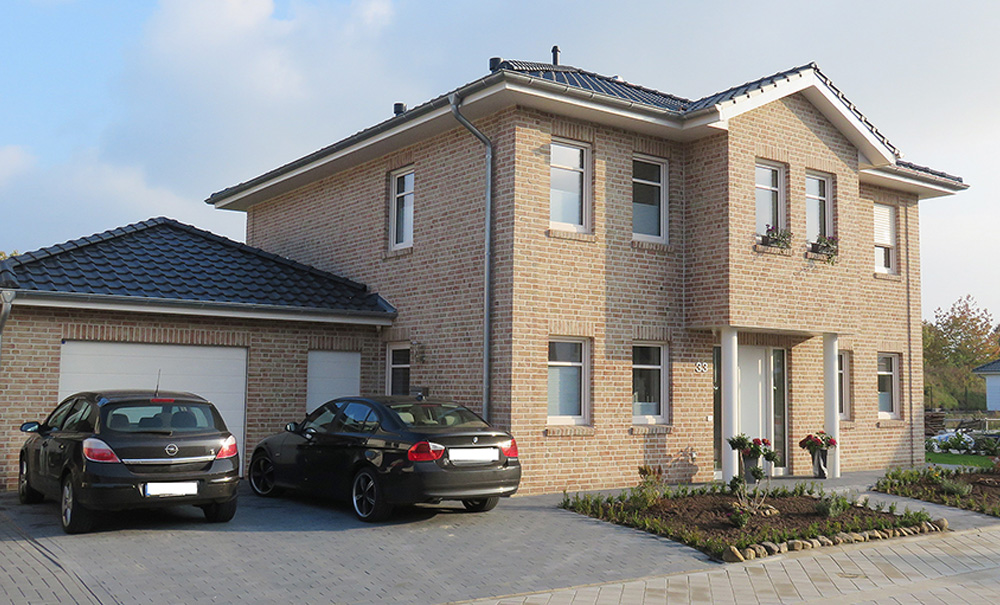 Einfamilienh user baucontrol sander for Planung einfamilienhaus